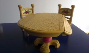 dukkestole og bord