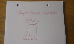intro kjole model holland