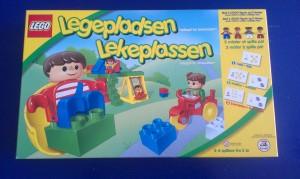 Lego spil