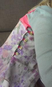 lilla kjoleknapper