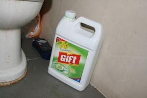 rengøringsgift