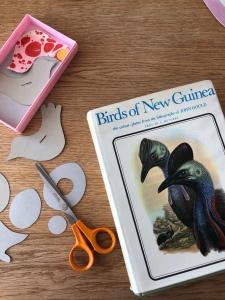 Brugt bog om fugle